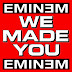 Eminem - 'We Made You' (Promo CD)