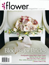 Featured in Flower Magazine - Artist in Bloom