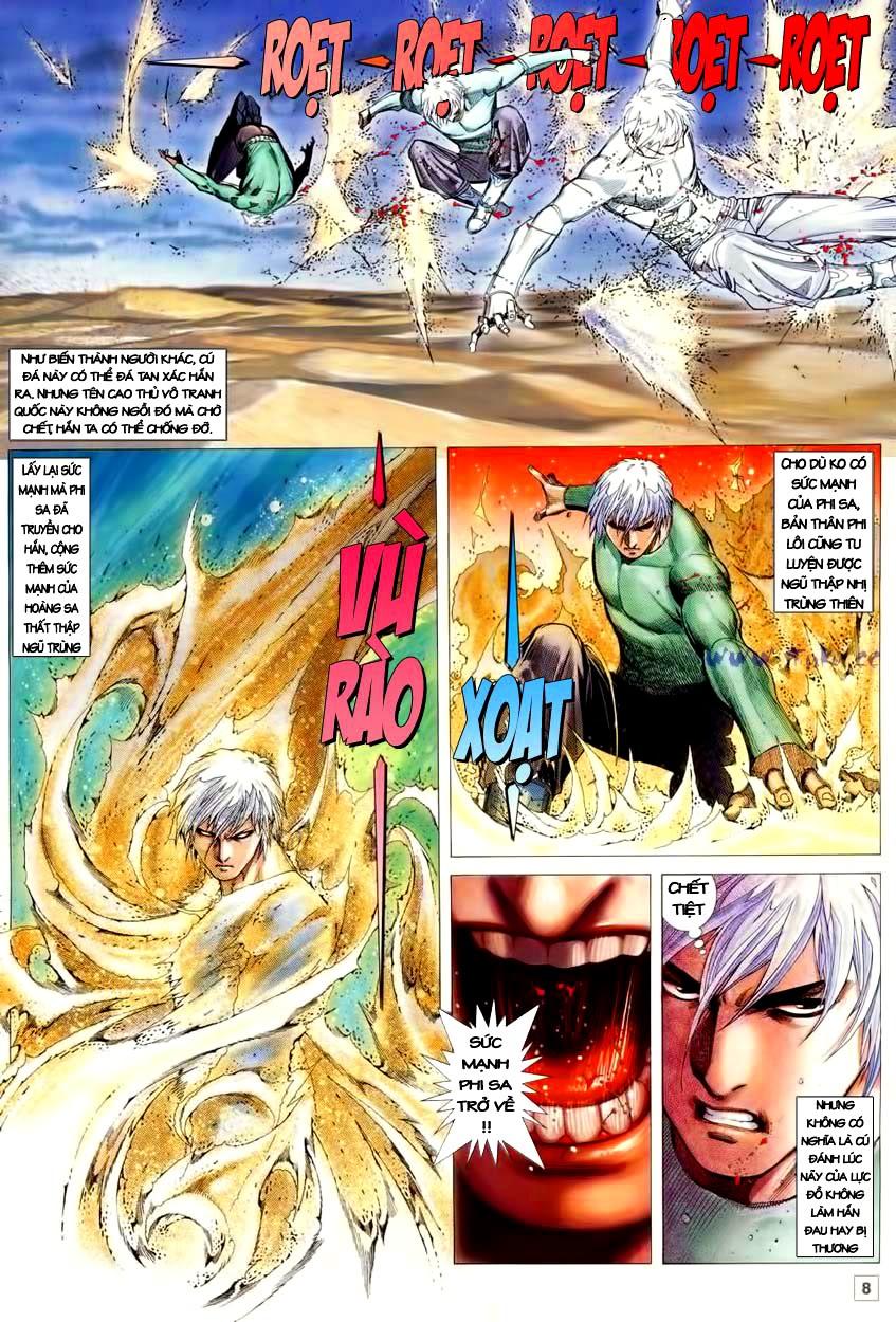Võ Thần Phi Thiên chap 58 - Trang 7