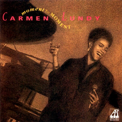 CARMEN LUNDY - MOMENT TO MOMENT (1991)