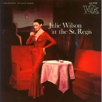 JULIE WILSON - AT THE ST. THE SAINT REGIS (1958)
