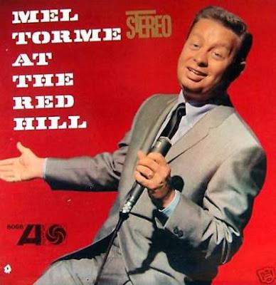 MEL TORMÉ - AT THE RED HILL (1962)