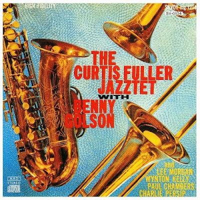 CURTIS FULLER - THE CURTIS FULLER JAZZTET (1959)