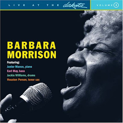 BARBARA MORRISON - LIVE AT THE DAKOTA (2005)