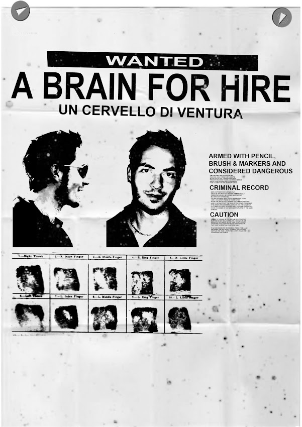 A BRAIN FOR HIRE