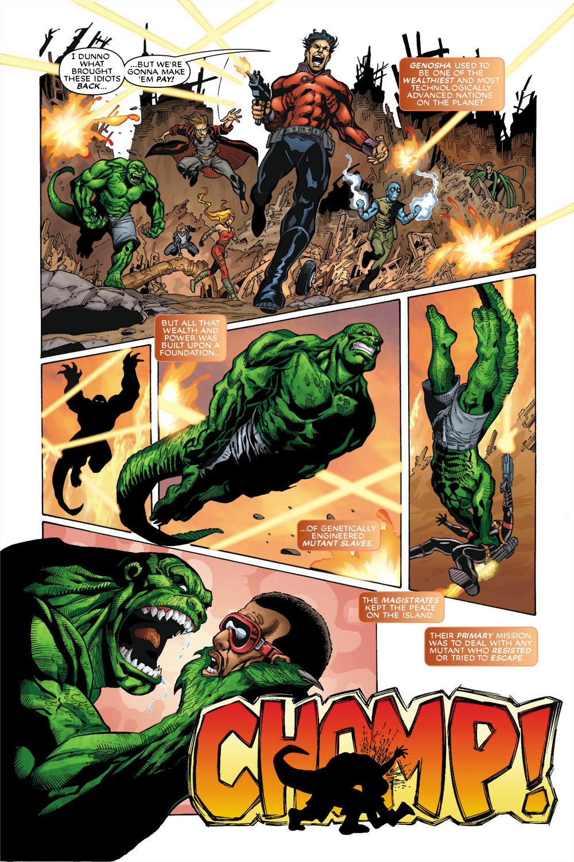 Excalibur (2004) Issue #4 #4 - English 4