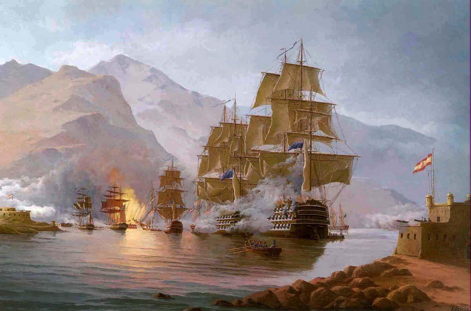 Espacio cusachs pintura naval - Cuadros tenerife ...