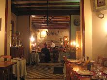 Dinner, Hotel de l'Abbeye