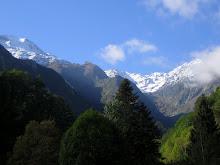 Hike above Auberge les Myrtilles, Salau d'en Haut, Pyrenees