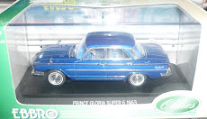 EBBRO PRINCE GLORIA SUPER 6 1963 (1/43)