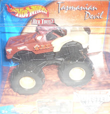 HW MONSTER JAM TASMANIAN DEVIL_2009
