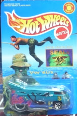 HW VW DRAGBUS SEALS(1998)