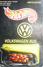 HOTWHEELS VW DRAGBUS (1997)