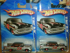 HW 57 CHEVY BEL AIR 2010