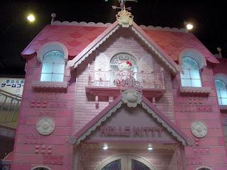 Catsparella: Sanrio Puroland: Mecca for Hello Kitty Lovers