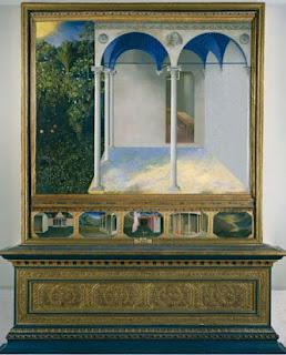 Un lugar para la Anunciación (José Manuel Ballester)