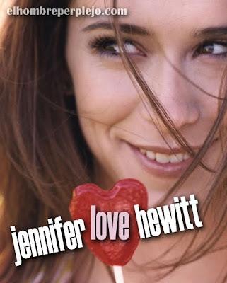 Jenniffer Love-Hewitt en 'Golosinas', de elhombreperplejo.com