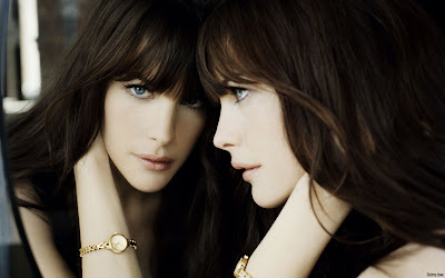  Liv Tyler en la galera 'Actrices frente al espejo' de elhombreperplejo.com 