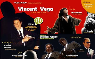 Vincent Vega en 'Enemigos públicos' de elhombreperplejo.com