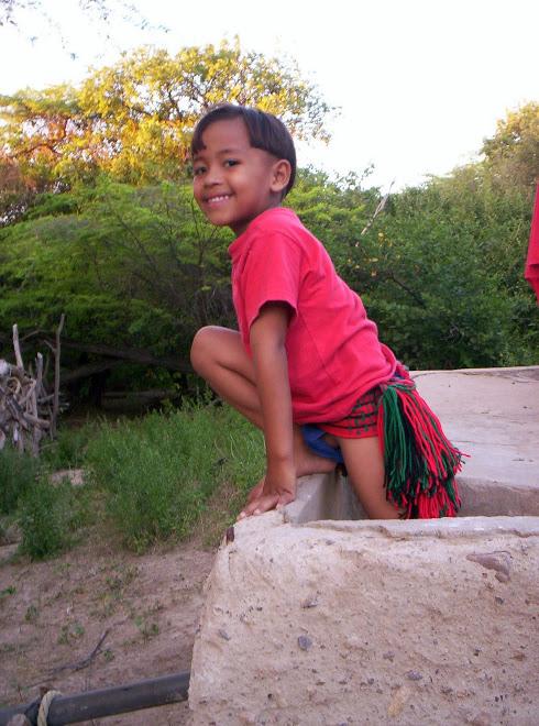 Sonrisa del bosque de Ipapure