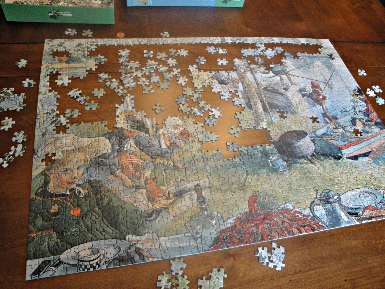 So Many Memories One Of My Favorite Things Jigsaw Puzzles