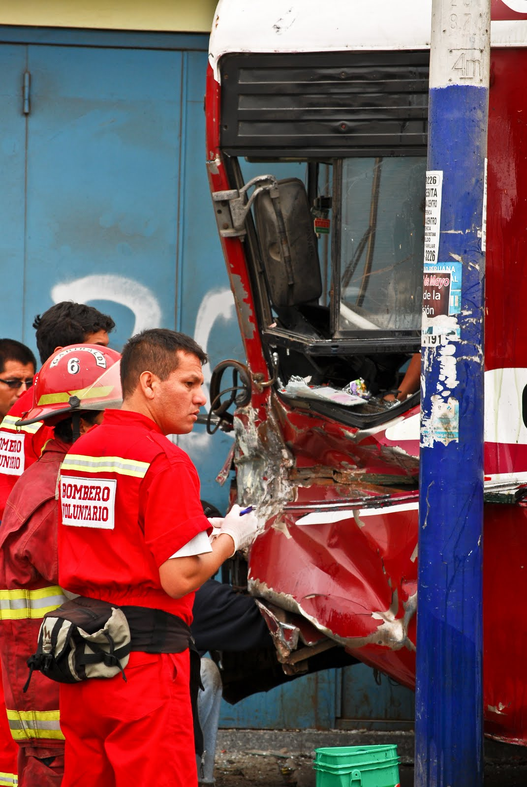 The Risks of Public Transportation in Lima, Peru - Peru Travel ...