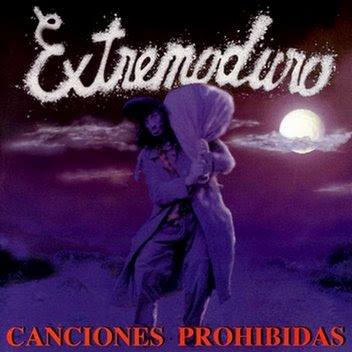 Extremoduro Extremoduro_-_Canciones_Prohibidas-front