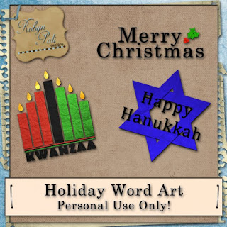 http://robynpalidesigns.blogspot.com/2009/12/freebie-fridayholiday-word-art.html