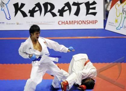 Pertandingan Karate