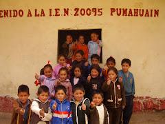 Comunidad: Pumahuain