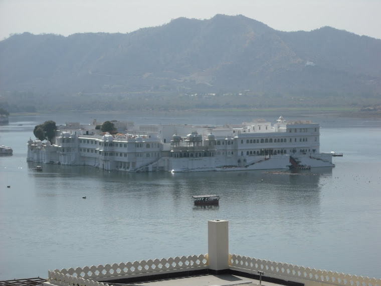 The amazing Udaipur, North India.