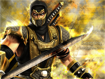mortal kombat 9 scorpion vs sub zero wallpaper. Wallpapermortal kombat updated