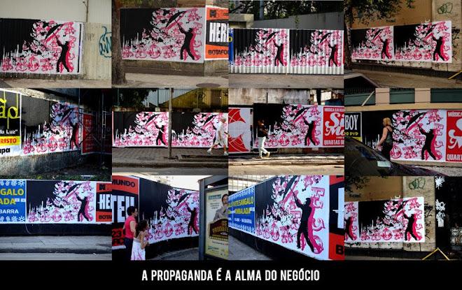 A propaganda é a alma do negócio