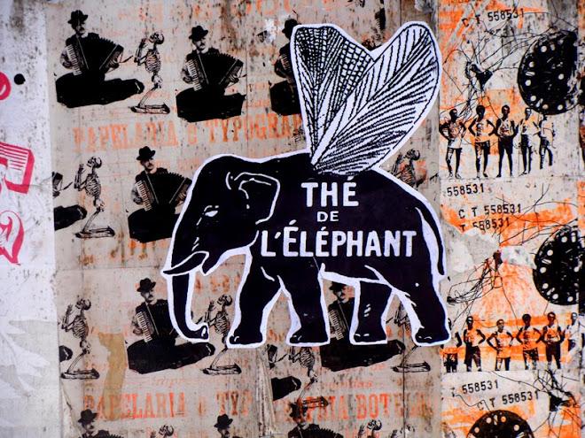 chá de elefante