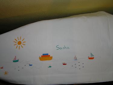 Sábanas Barcos (90 cm)