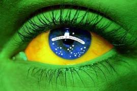 Brasil: a menina dos meus olhos.