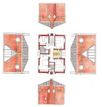 Il disegno dell'edificio