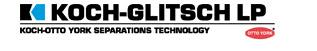 Chemical process technology koch glitsch lp one of for Koch glitsch