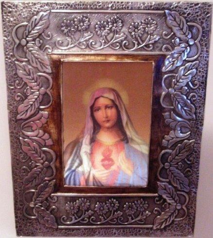 Corazón de Jesús y María