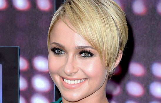 hayden panettiere hair gallery