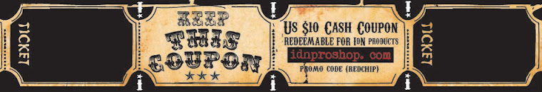 IdN PROSHOP $10 CASH COUPON