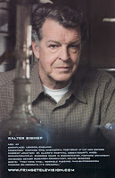 Fringe Comic-Con Preview Comic: Character Profile on Walter Bishop