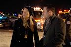 Fringe Promotional Photo: Anna Torv as Olivia Dunham and Kirk Acevedo as Charlie Francis