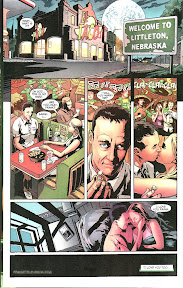 Fringe Comic Book #1: Like Minds - FringeTelevision.com