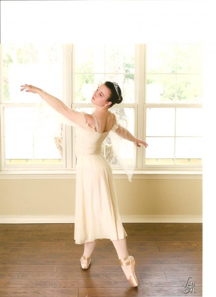 A bit of ballet