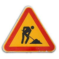 Varning för Arbete
