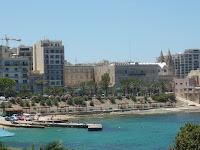 Sliema på Malta