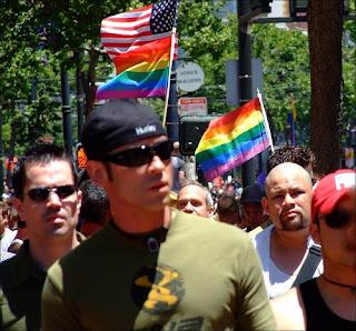 Amerikansk Pride-Parad