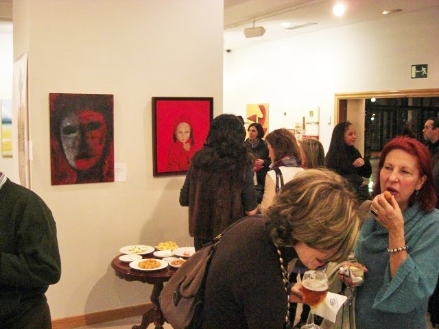 The works od Despina Papadopoulou and Ana Guerreiro
