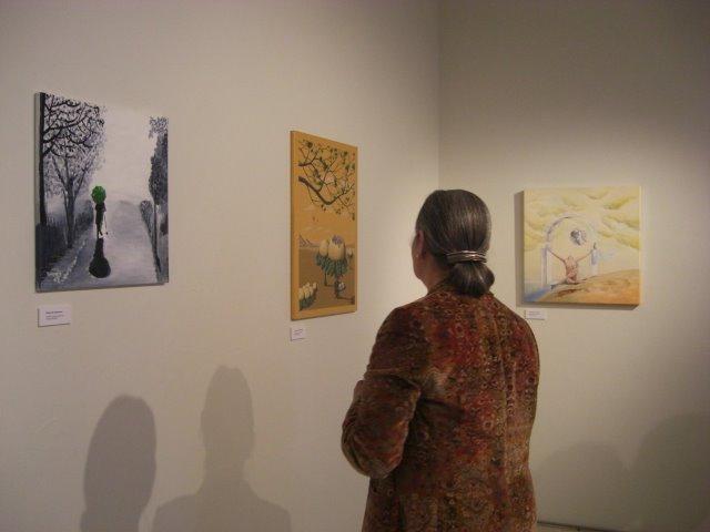 The works of António Tavares, Luiz Morgadinho and Carlos Godinho